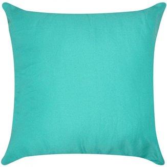 Almofada Decorativa Microfibra Sea Blue Tri