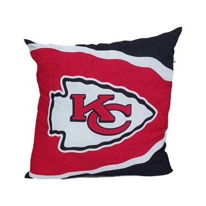 Almofada Kansas City Chiefs NFL Big Logo Futebol Americano