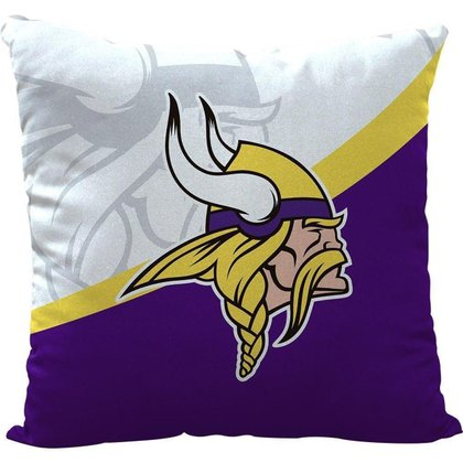 Almofada Minnesota Vikings NFL Big Logo Futebol Americano