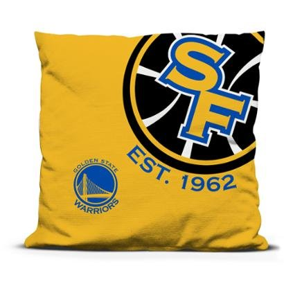Almofada NBA Golden State Warriors - Unissex