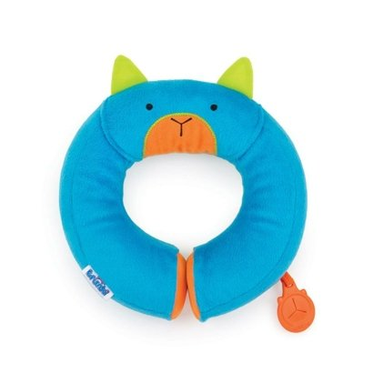 Almofada Yondi Trunki Pescoço - Modelo Gato Bert - Masculino