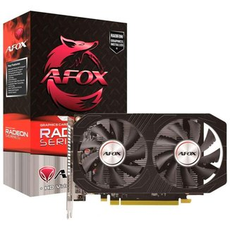 AMD Radeon RX 560 4GB GDDR5 128bits - Afox AFRX560-4096D5H4-V2
