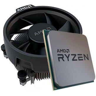 AMD Ryzen 5 3500 Hexa Core - 6 Threads - 3.6GHz (4.1GHz Turbo) - AM4 - TDP 65W - 100-100000050MPK