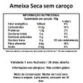 Ameixa Seca sem Caroço Viva Salute Embalada a Vácuo - 500 g