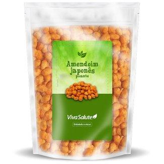 Amendoim Japonês de Pimenta Viva Salute Embalado a Vácuo - 200 g
