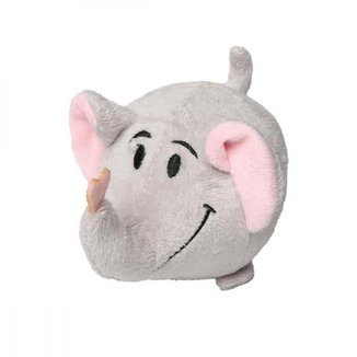 Amiguinhos Bolinha Plush Elefante - Mimo Pet - PP190