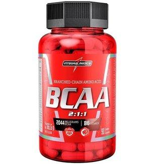 Amino Bcaa 2044mg 90 Caps Integralmedica