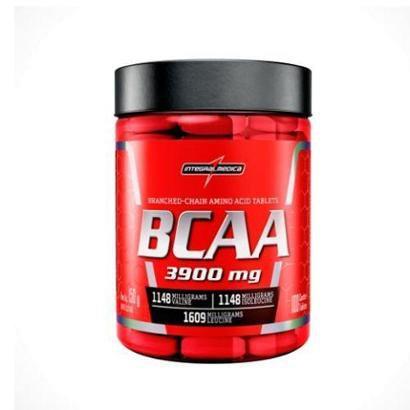 Amino BCAA Integralmédica 3900mg – 100 Tabletes