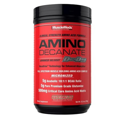 Amino Decanate 30 servings - MuscleMeds