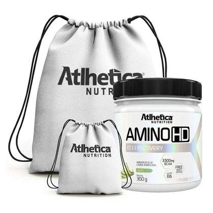 Amino Hd 10:1:1 300G + Mochila - Atlhetica Nutrition (Limao)