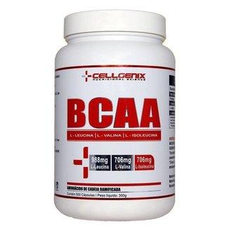 Aminoácido BCAA Cellgenix - 500 Cáps