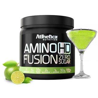 Aminoácidos Amino HD Fusion 450G - Atlhetica Nutrition