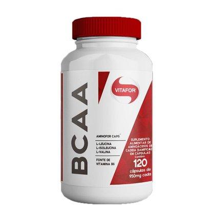 Aminofor BCAA 120 Cáps - Vitafor