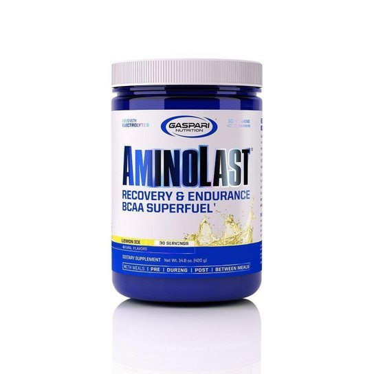 Aminolast (420g) - Gaspari Nutrition -