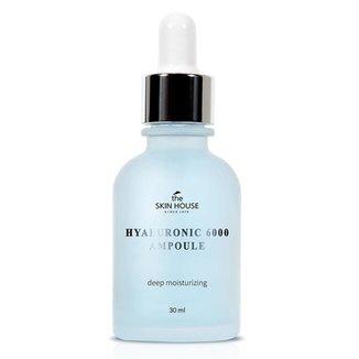 Ampola de Ácido Hialurônico The Skin House Serum Ampoule Hyaluronic 600 30ml