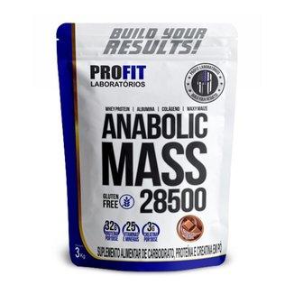 Anabolic Mass Hiper Hipercalórico 28500 3kg Profit
