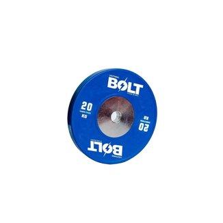 Anilha PU Lightning Bolt 20Kg
