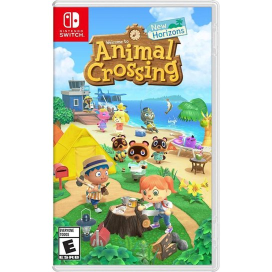 Animal Crossing New Horizons - Switch - Incolor