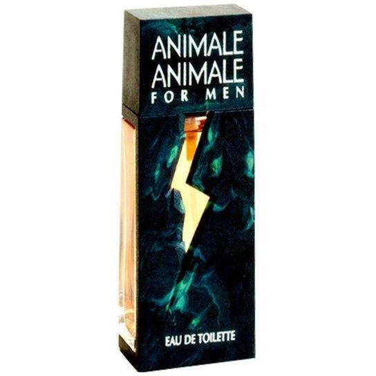 Animale Animale For Men Eau de Toilette - Perfume Masculino 100ml - Incolor