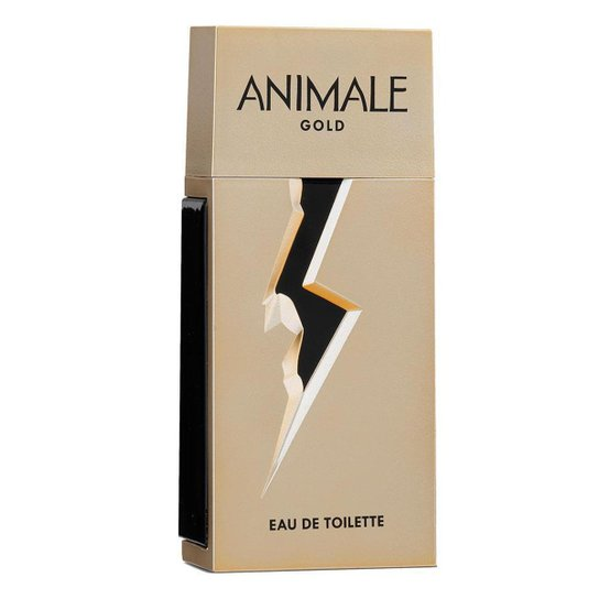 Animale Gold Animale - Perfume Masculino - EDT 100ml - Incolor