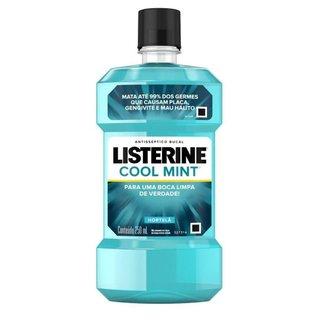 Antisséptico Bucal Listerine Tartar Control 500ml