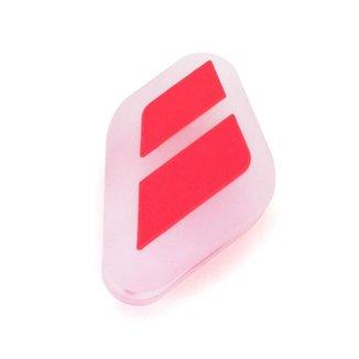 Antivibrador Babolat Flag Damp Vermelho
