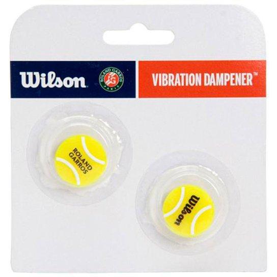 Antivibrador Wilson Roland Garros Ball Dampener - Amarelo