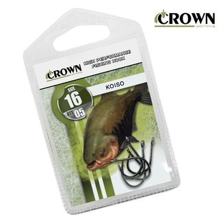 Anzol Crown Koiso 16 com 5 uni