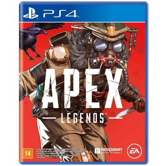 Apex Legends Ed Bloodhound PS4 - Incolor