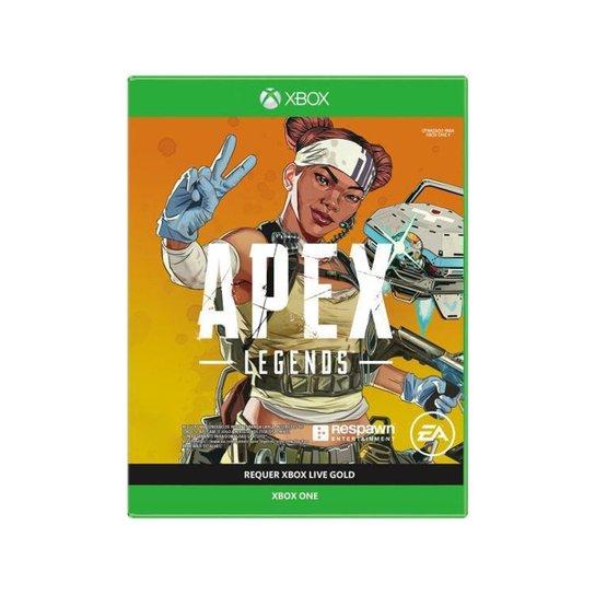 Apex Legends Ed. Lifeline para Xbox One - Incolor