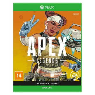 Apex Legends Ed Lifeline Xone
