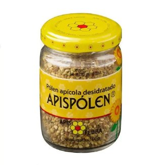 Apispólen Pólen Apícola Desidratado 100g Apis Flora