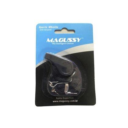 Apito profissional Magussy com cordão