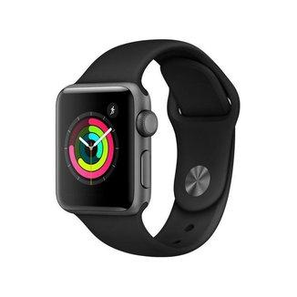 Apple Watch Series 3 (GPS) 38mm Caixa Prateada - Alumínio Pulseira Esportiva