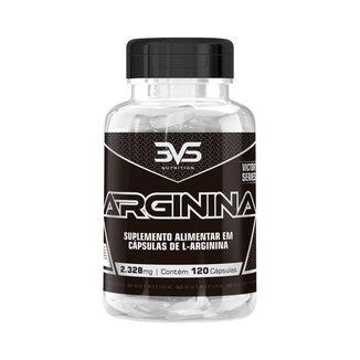 Arginina (120 cápsulas ) - 3vs Nutrition