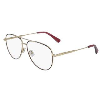 Armação De Óculos Longchamp Lo2119 512 Feminino