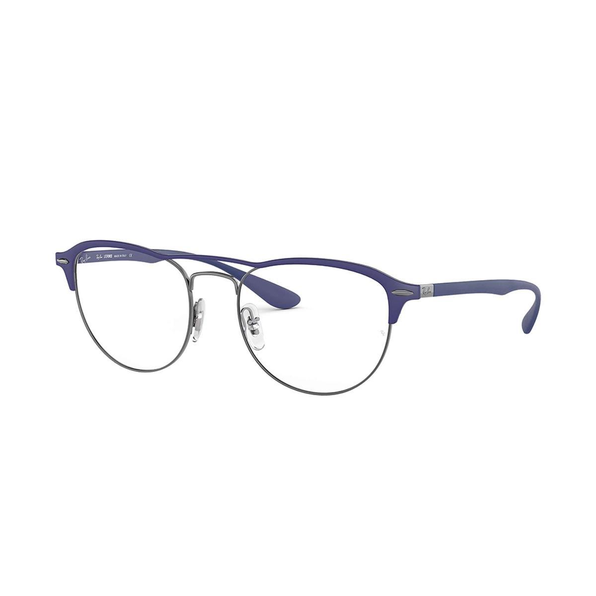 Armação de Óculos Ray-Ban RB3596 Feminina - Azul - Compre Agora ... e319f8d013