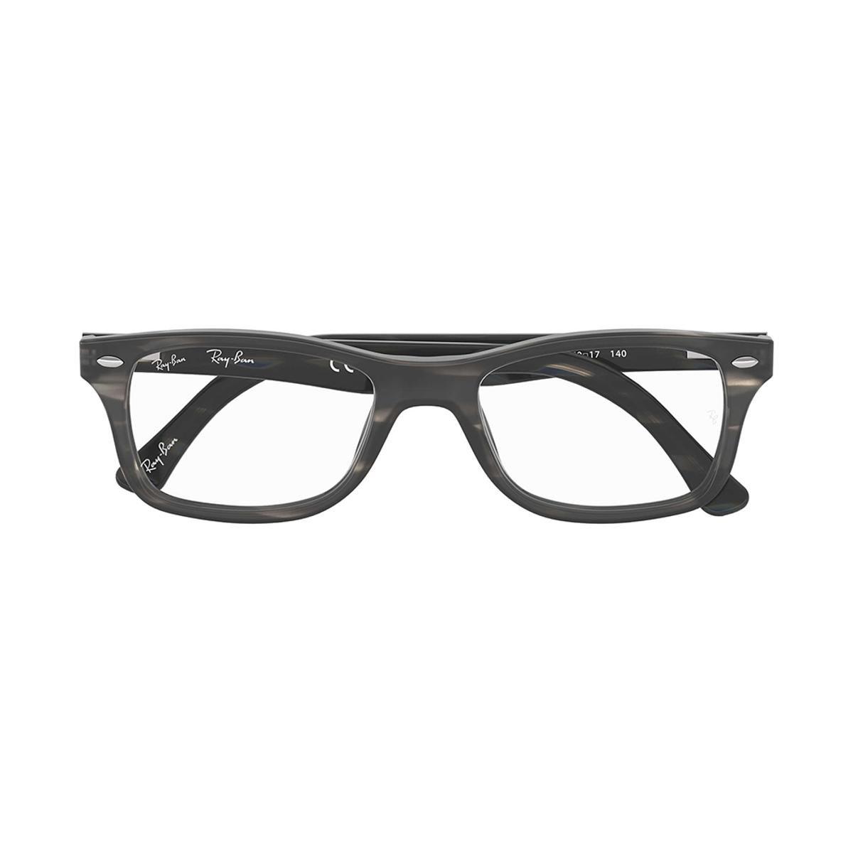 a1aa0236033f0 Armação de Óculos Ray-Ban RB5228 Feminina - Cinza - Compre Agora ...