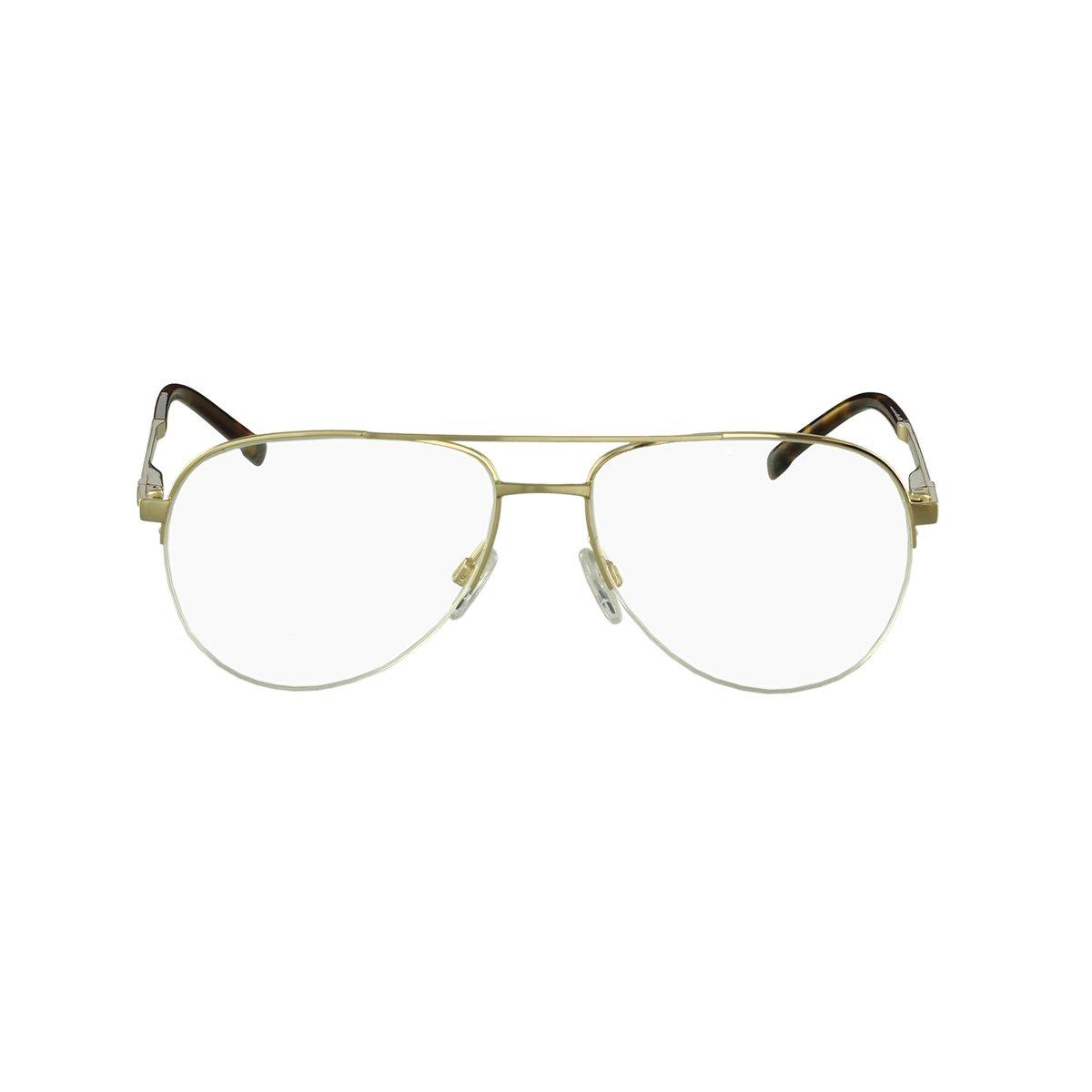 0237a09527e93 Armação Óculos Bulget Aviador - Compre Agora
