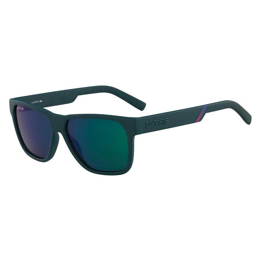 0217dd975e365 Armação Óculos de Sol Lacoste L867S 315 57 - Verde - Compre Agora ...