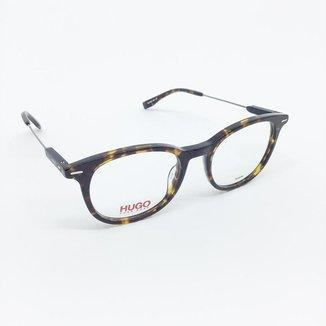 Armação para Óculos Hugo HG-0328-RX Masculino