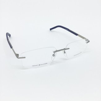 Armação para Óculos Tommy Hilfiger TH-1691-RX Masculino