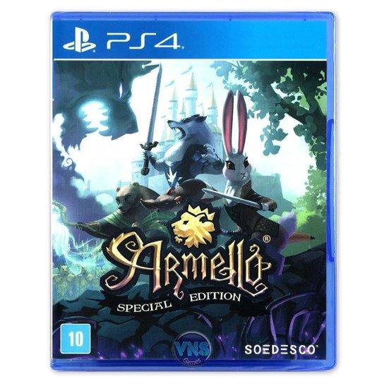 Armello Deluxe Edition - PS4 - Incolor