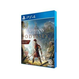 Assassins Creed Odyssey para PS4