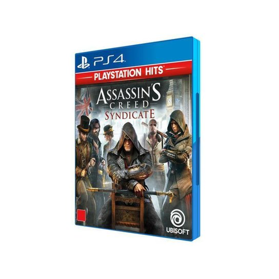 Assassins Creed Syndicate para PS4 - Incolor