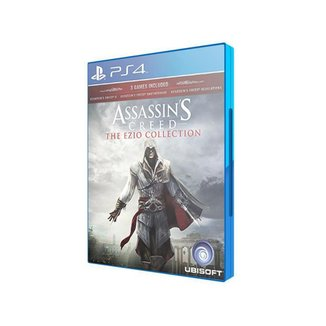 Assassins Creed - The Ezio Collection para PS4