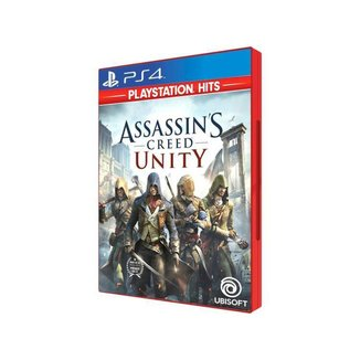 Assassins Creed Unity para PS4