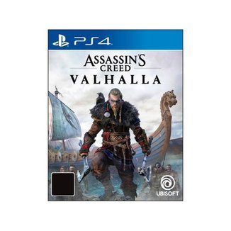 Assassins Creed Valhalla para PS4 Ubisoft