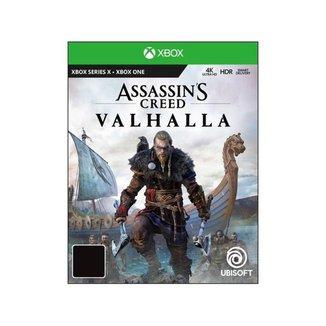 Assassins Creed Valhalla para Xbox One Ubisoft