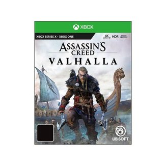 Assassins Creed Valhalla para Xbox One Ubisoft